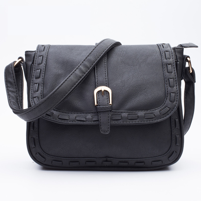 Casual PU Leather bag women handbags designer vintage bags women messenger bags bolsa feminina cross boody bag(China (Mainland))