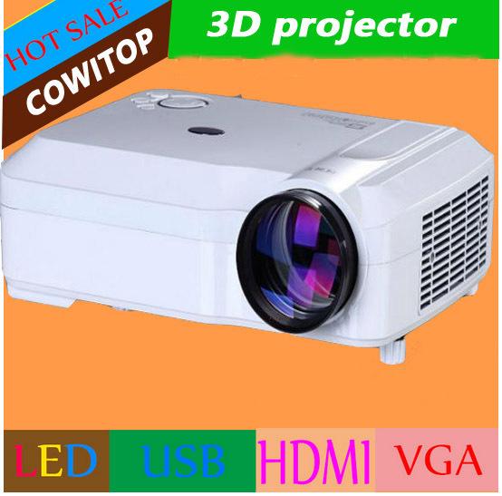 New mini handheld portable led projector full hd proyector for Portable handheld projector