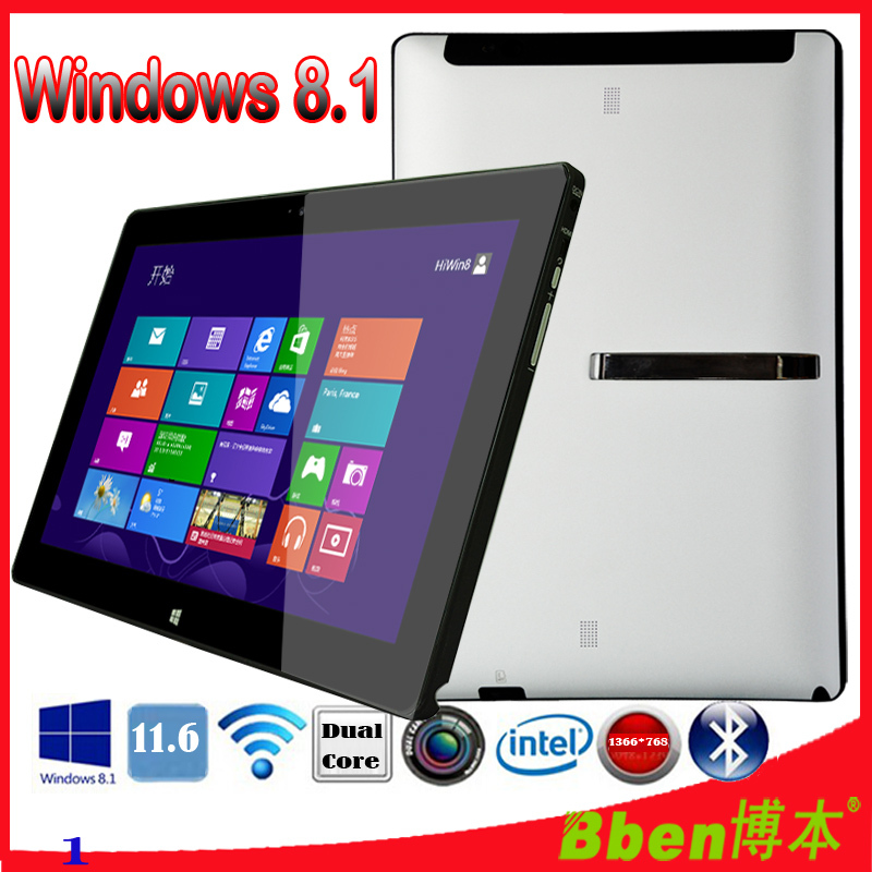 Bben S16 Intel I5 I7 CPU Tablet PC 11 6 inch RAM 4GB 1366 768 WCDMA