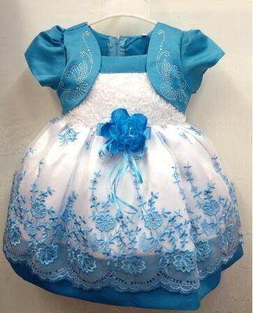 Платье для девочек vestidos infantis 2/7