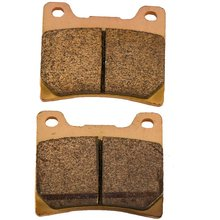 Motorcycle Copper Based Sintered Brake Pads YAMAHA RD 500 LC RD500 RD500LC 1984-1986 Motor Front Disk - Professional motorcycle parts store