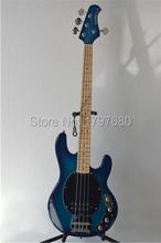 Popular Bass guitar musicman Erime Ball Sting Ray bass 5 strings Bass Guitar 4 colors to choose(China (Mainland))