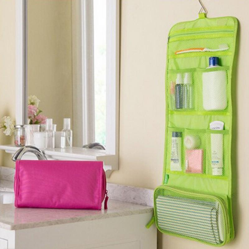 Promotions 1Pcs New Man &amp; Women Portable organizer bag Foldable travel bag storage bags Toiletry Bags Wash Bag 3 Colors bz840122<br><br>Aliexpress