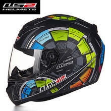2016 NEW model LS2 FF352 fan full face motorcycle motobike scooter crash helmets casco moto capacete(China (Mainland))