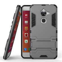 Buy Hot Sell Armor Elegant Hybrid Impact Celular Case Letv Le 2 Cell Phone Cases Protective Mobile Phone Back Stand Cover for $3.50 in AliExpress store