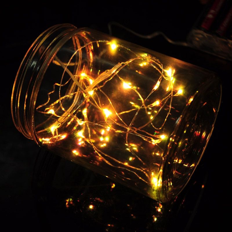 Guinness Party String Lights : AA Battery Powered 2m 20 LED Copper Wire Fairy String Lights Christmas Party Wedding Holiday ...