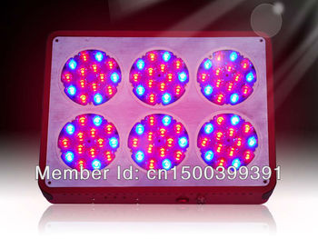 Energy Saving 90*3W led grow light for vegetable and fowering apollo 6 with Free Shipping by DHL&Fedex