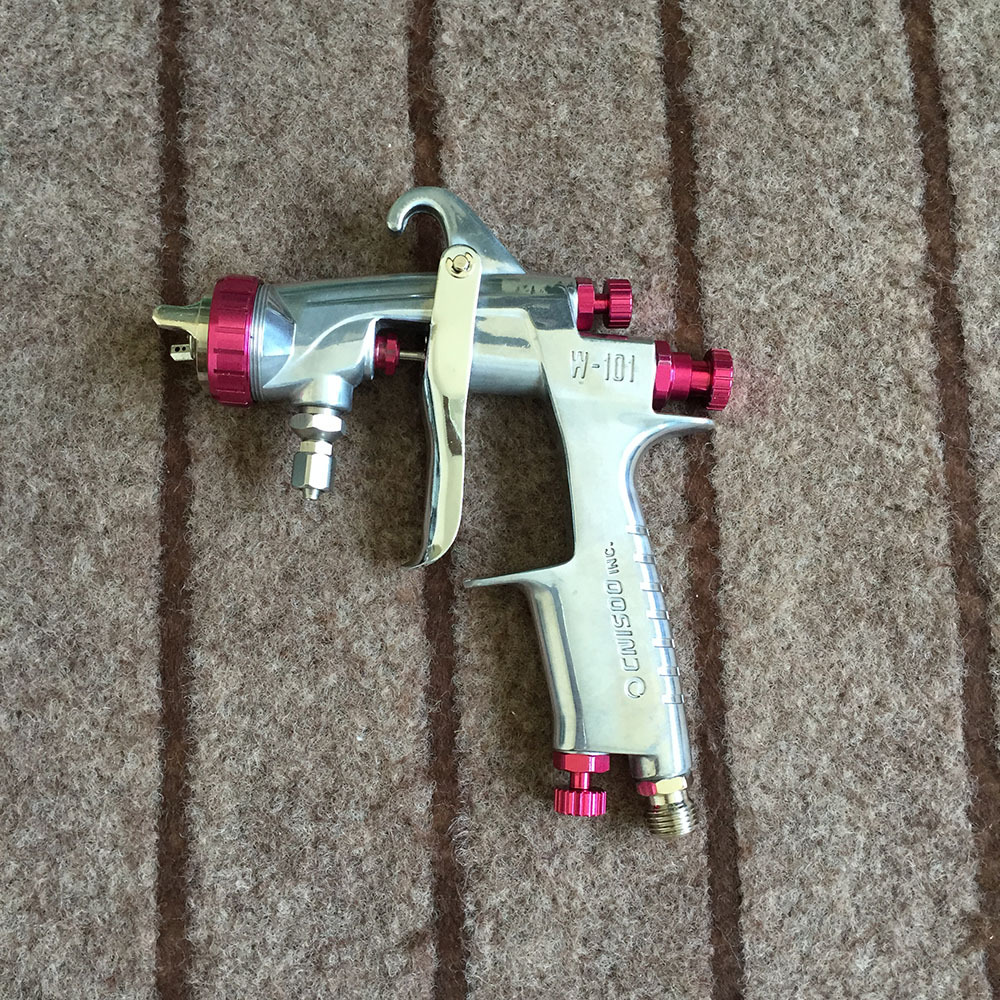 SAT0036-K air paint sprayer pneumatic tool polyurethane foam automotive paint sprayer<br><br>Aliexpress