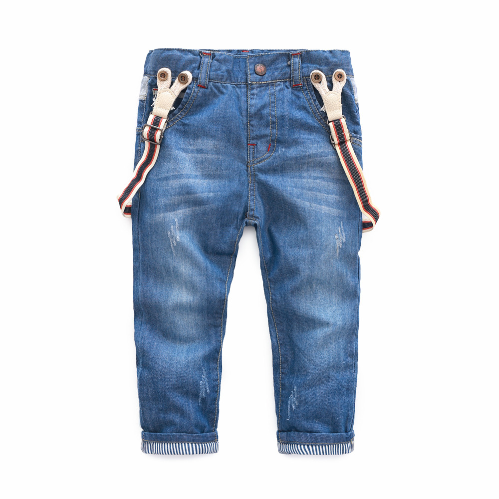 Free Shipping!! New Fashion Children Boys Bib Girls Overalls Jeans Kids Strap Trousers Wholesale And Retail<br><br>Aliexpress