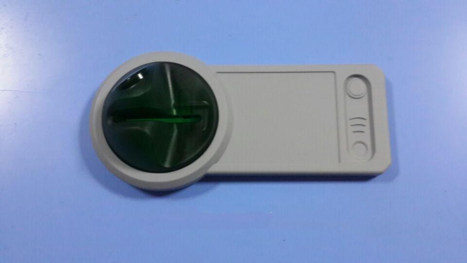 2015 hot sale ATM-Bezel-Overlay-NCR-Frame-with-Green apple atm skimmer(China (Mainland))