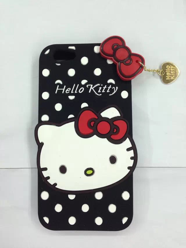 7inch hello kitty original phone cases cover housing for iphone 6    Iphone 6 Cases Hello Kitty