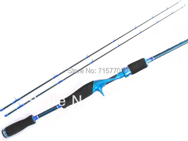 Popular Casting Fishing Rods Weever 2.10M Plus 1 Spare Tip Free Shipping by EMS