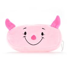 Cute Animal Cartoon Plush Coin Bag Case Pouch Child Kid Pen Pencil Bag Cow Dog Rabbit Fog Pig Panda Duck Design(China (Mainland))