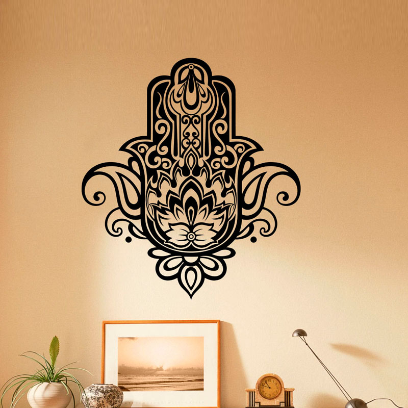 buddha wall sticker chinaprices net buddha wall sticker religious wall decal indian home decor art