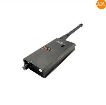 Free Shipping!!1MHZ-8000MHZ GSM RF Signal Detector Finder