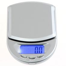 500 G X 0.1 G Mini Digital Pocket Diamond Balance de la joyería báscula de peso