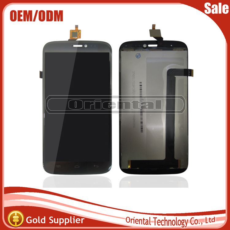 mobile phone touch LCD digiziter For wiko darkside high quality Free shipping