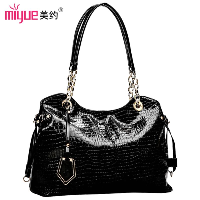 free shipping 2012 fashion women's handbag chain bag ...