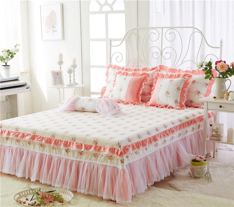 Twin size gonna letto acquista a poco prezzo twin size for Cianografie del letto della principessa