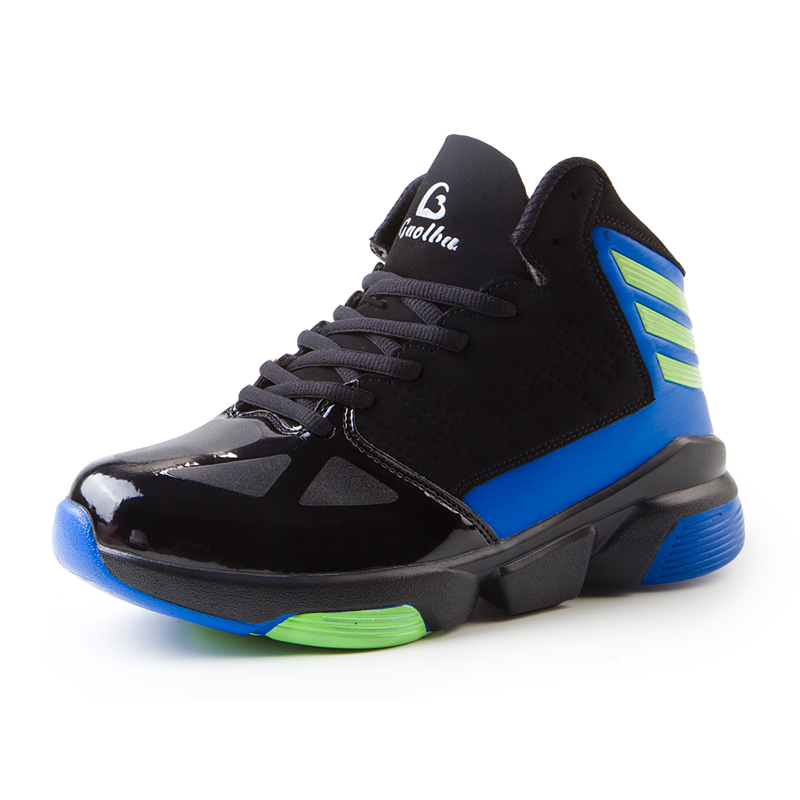 2016 new trend basketball shoes high top sport