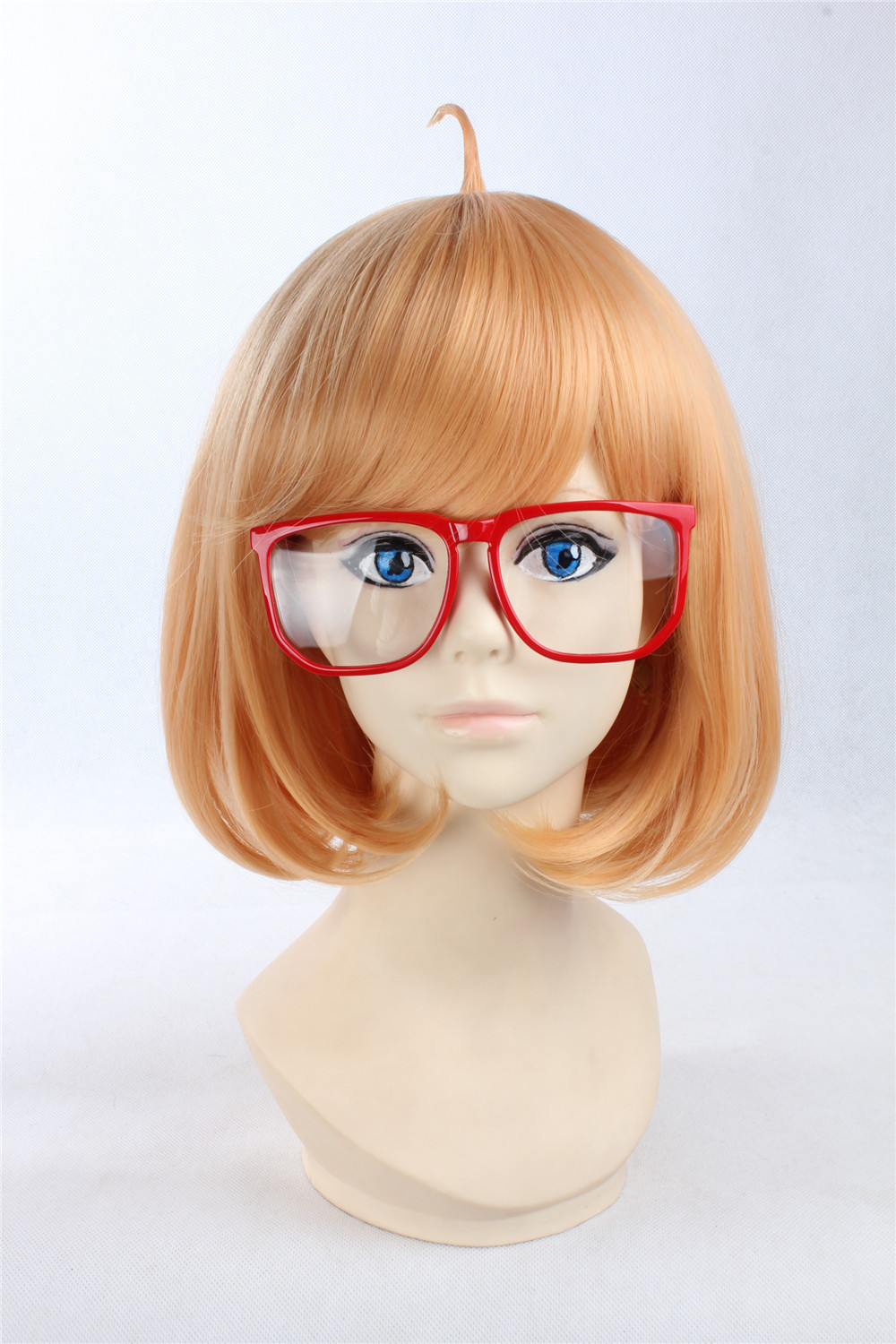 FashiKyokai no Kanata Beyond the Boundary Mirai Kuriyama Cosplay Wig Anime wigs 329A<br><br>Aliexpress