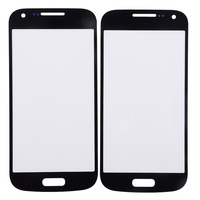 1pcs Black/white  Replacement LCD Front Touch Screen Glass Outer Lens For Samsung Galaxy S4 i9500 i9505 Free Shipping china post