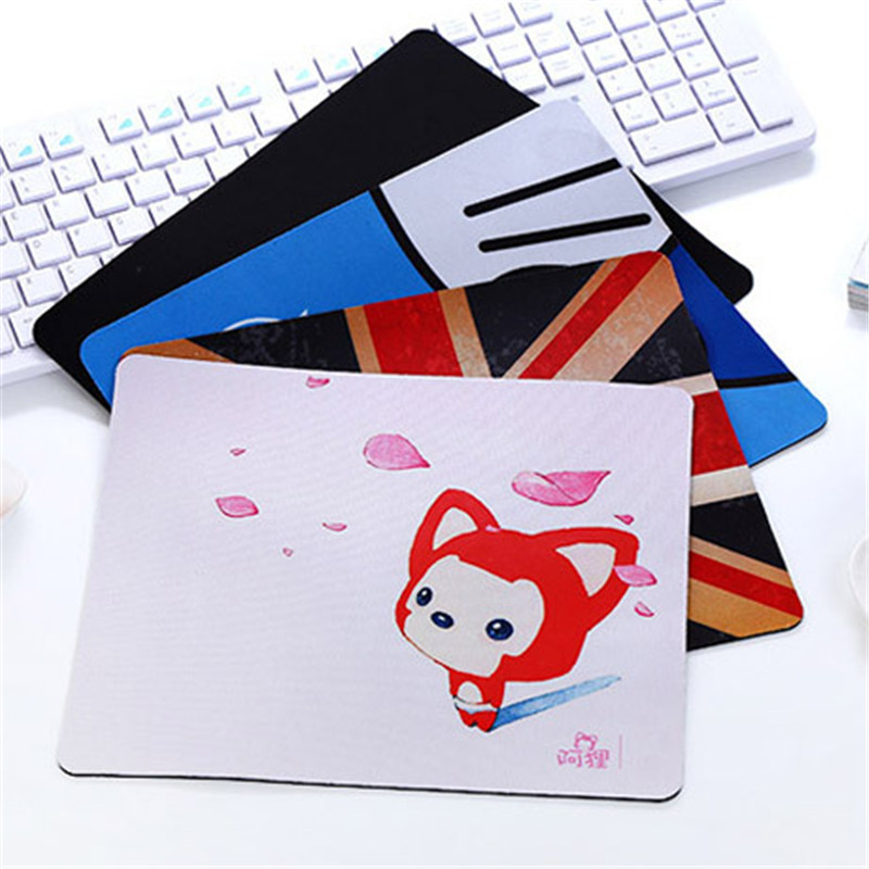 Lovely Cartoon Shape National flag mouse pad 1 Pcs Gaming&Work mouse pad 260*210*2mm fluently Mouse pad(China (Mainland))