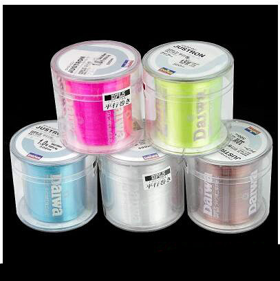 Hot sellingDaiwa 500 meters nylon fishing line protofilament roll line 1pcs/lot(China (Mainland))
