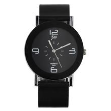 2016 New Lovers Watch Women Men Wristwatches Female Male Clock Fashion PU Leather Quartz Watch Couple Sports Watches
