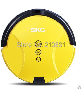 SKG 3878 intelligent vacuum cleaner robot automatic sweeper mop household cleaning Free shipping by DHL(China (Mainland))