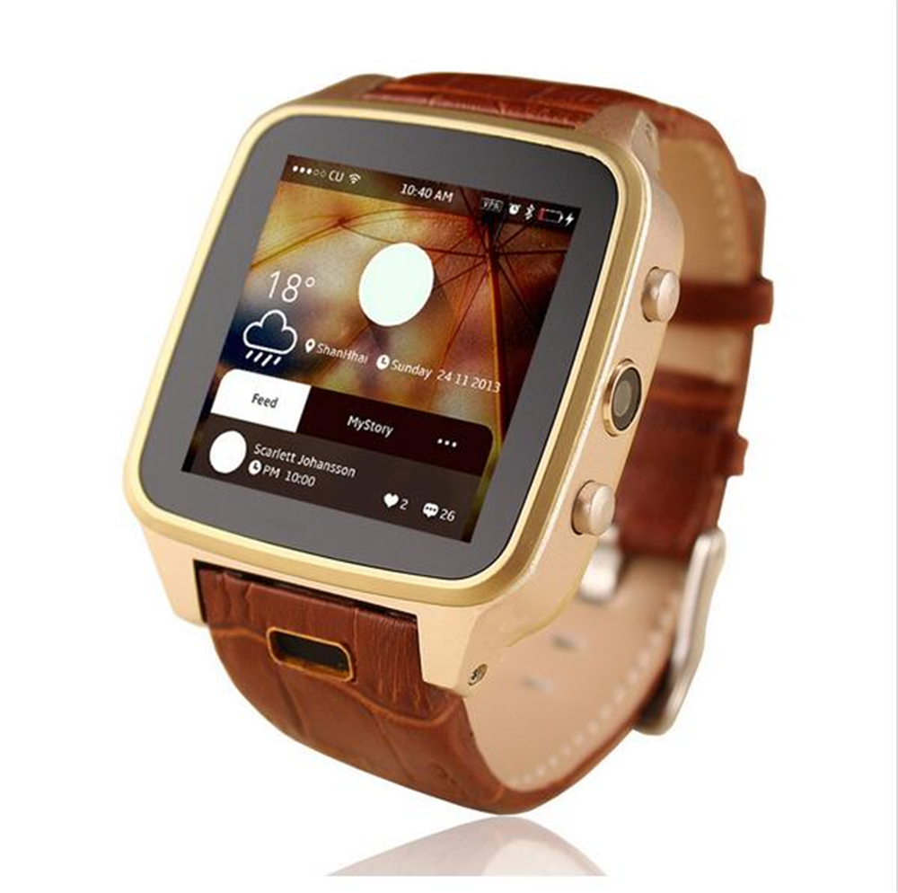 Smart Watch 3G Android 4.4.2 Watch Phone GPS Tracker with ...