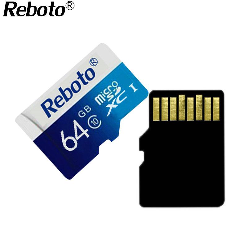 Reboto memory card 16GB 8GB 4GB 64GB Micro SD Card Class 10 UHS-1 TF Carte Microsd Flash SD Card 32GB Clss6 Sd Card(China (Mainland))