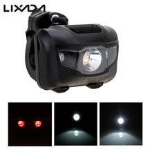 Buy LED Bicycle Light MTB Bike Front Rear Light ABS Head Tail Taillight Warning Lights Flashlight Bike Cycling Accessories for $2.89 in AliExpress store