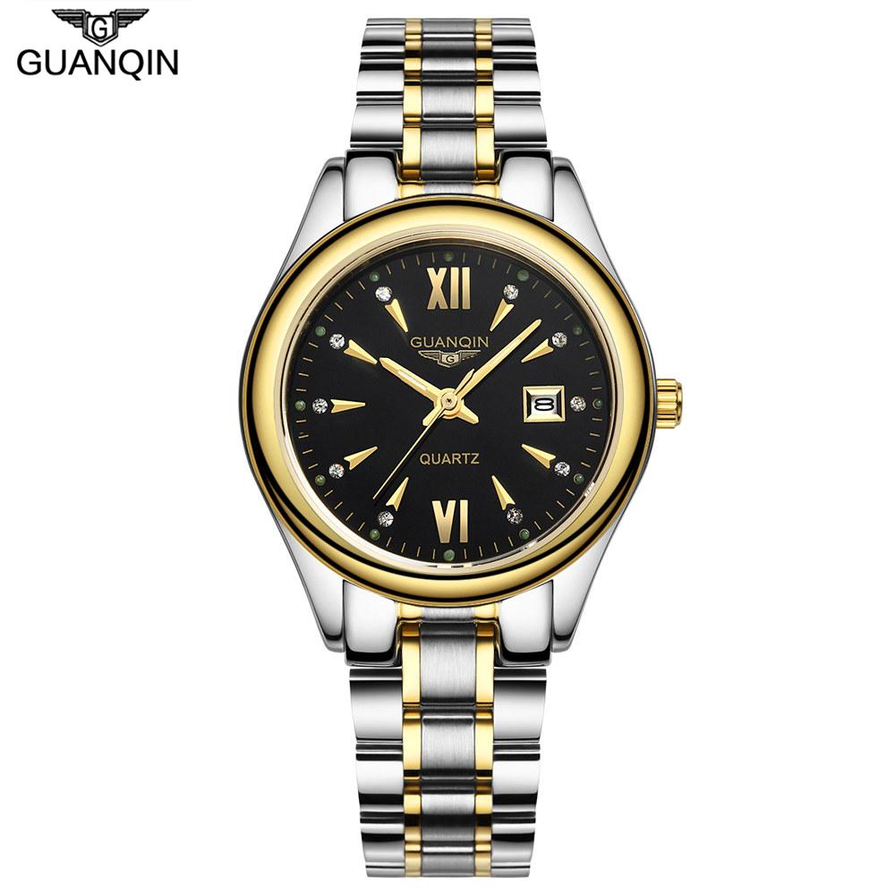 aliexpress buy guanqin thin quartz watches