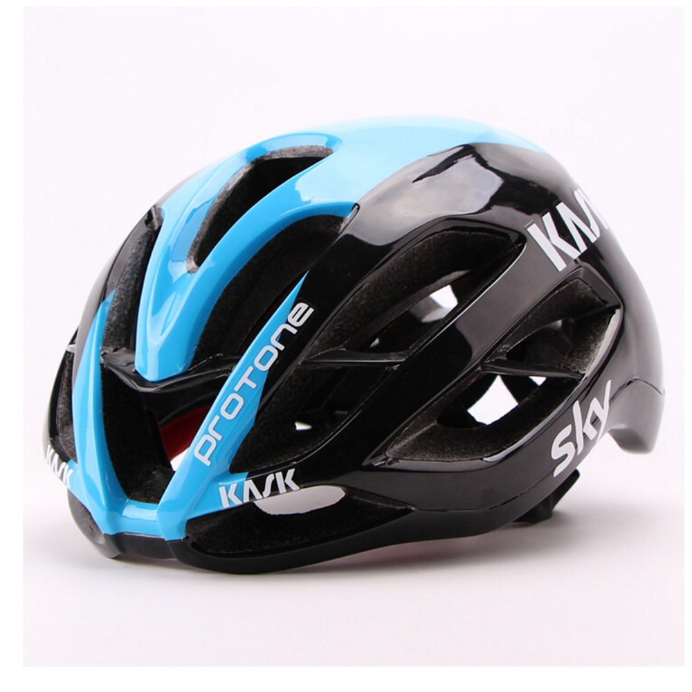 Kask Protone Paul Smith Cycling Helmet Adjustable Bicycle Bike Road Mountain Unisex Shockproof ultralight with Visor M/L 54-61CM(China (Mainland))