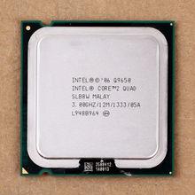 100% de Trabajo Para Intel Core 2 Quad Q9650 SLB8W 3.0 GHz 12 MB 1333 MHz Socket 775 Procesador cpu(China (Mainland))