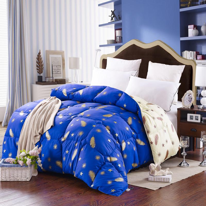 plaid down comforter promotion shop for promotional plaid down comforter on. Black Bedroom Furniture Sets. Home Design Ideas