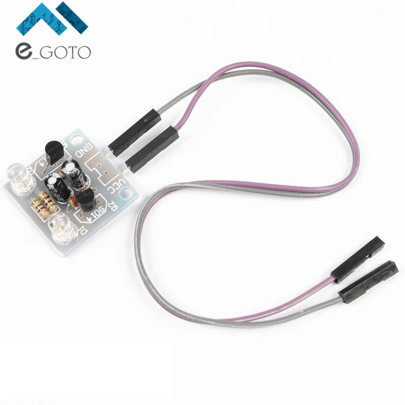 DIY Kit 5MM LED Simple Flash Light Circuit Simple flashing Leds Circuit Board Kits Electronic Production Suite Parts(China (Mainland))