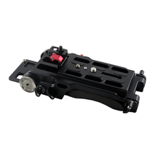 Buy NEW FS5 Rig 15mm Quick Release Baseplate 15mm rod system SONY FS5 camera Tilta Movcam for $328.06 in AliExpress store