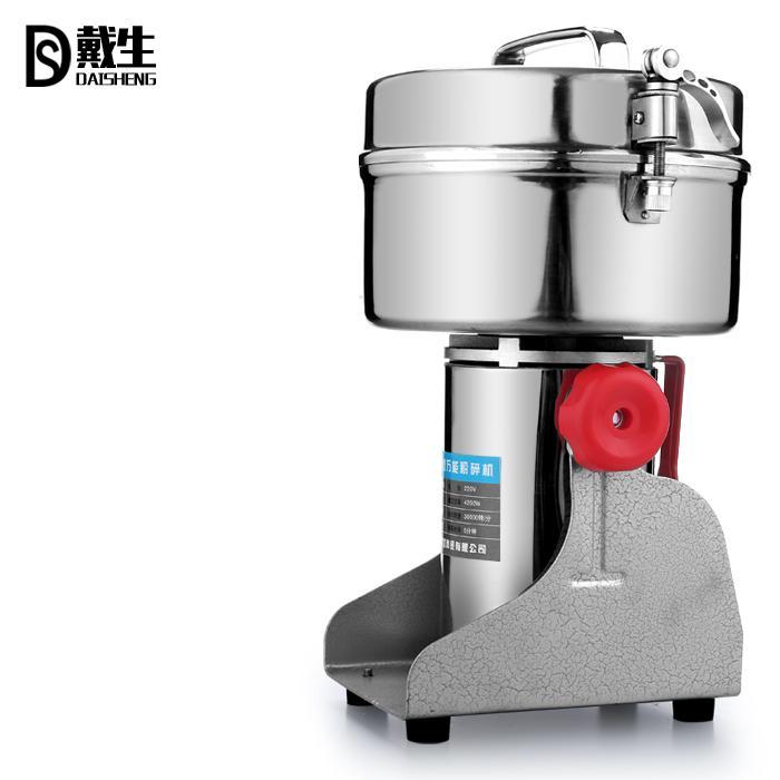 Бесплатная доставка Мельница для зерна мельницы ультрадисперсных порошок машина бытовая китайские лекарственные материалы шлифовальные