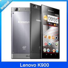 Original Lenovo K900 Smartphone ROM 32GB 16GB 2.0GHz 5.5'' IPS RAM 2GB  Android 4.2 1920*1080 13MP 6.9mm 2500mAh Smart Phone(China (Mainland))