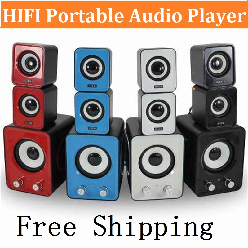 2016 New Process 2.1 Diaphragm speakers High quality heavy bass Multimedia speaker USB speakers computer speakers subwoofer(China (Mainland))