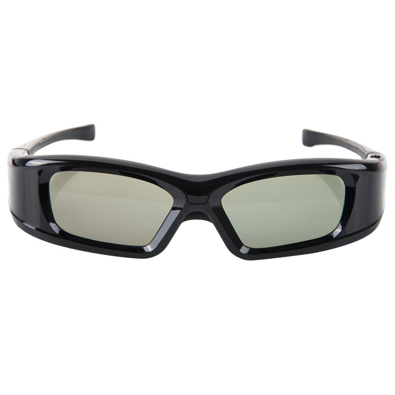 Universal SYNC IR Infrared Active Shutter 3D Glasses For TV Samsung Sharp Panasonic Sony Toshiba Free Shipping(China (Mainland))