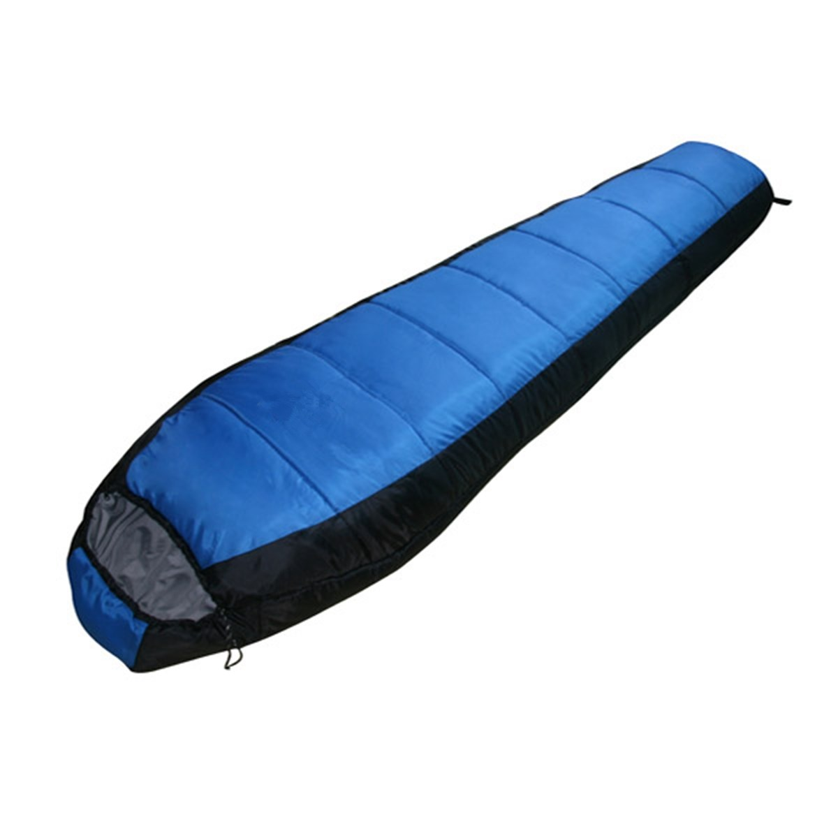Waterproof Ultralight 190T polyester outdoor sports travel camping hiking Autumn Winter Couple Mummy Sleeping bag 1.3kg<br><br>Aliexpress