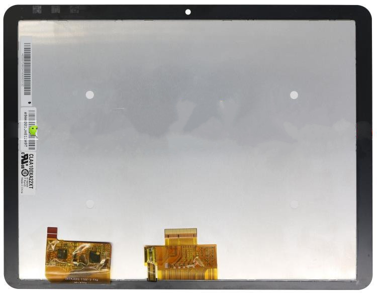 Фотография 10 inch assembly, New touch screen digitizer ray-c-2011-d35t4102 + CLAA100XA22XT lcd display screen for  tablet pc Free Shipping