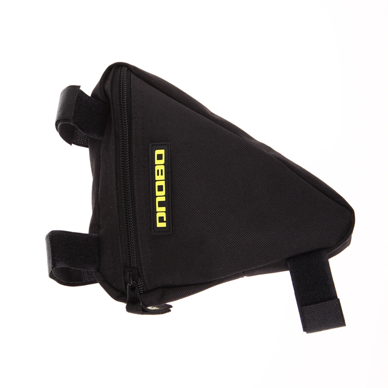 Гаджет  Brand New Triangle Cycling Bike Bicycle Front Tube Frame Pouch Bag Holder Saddle Free Shipping TL# None Спорт и развлечения