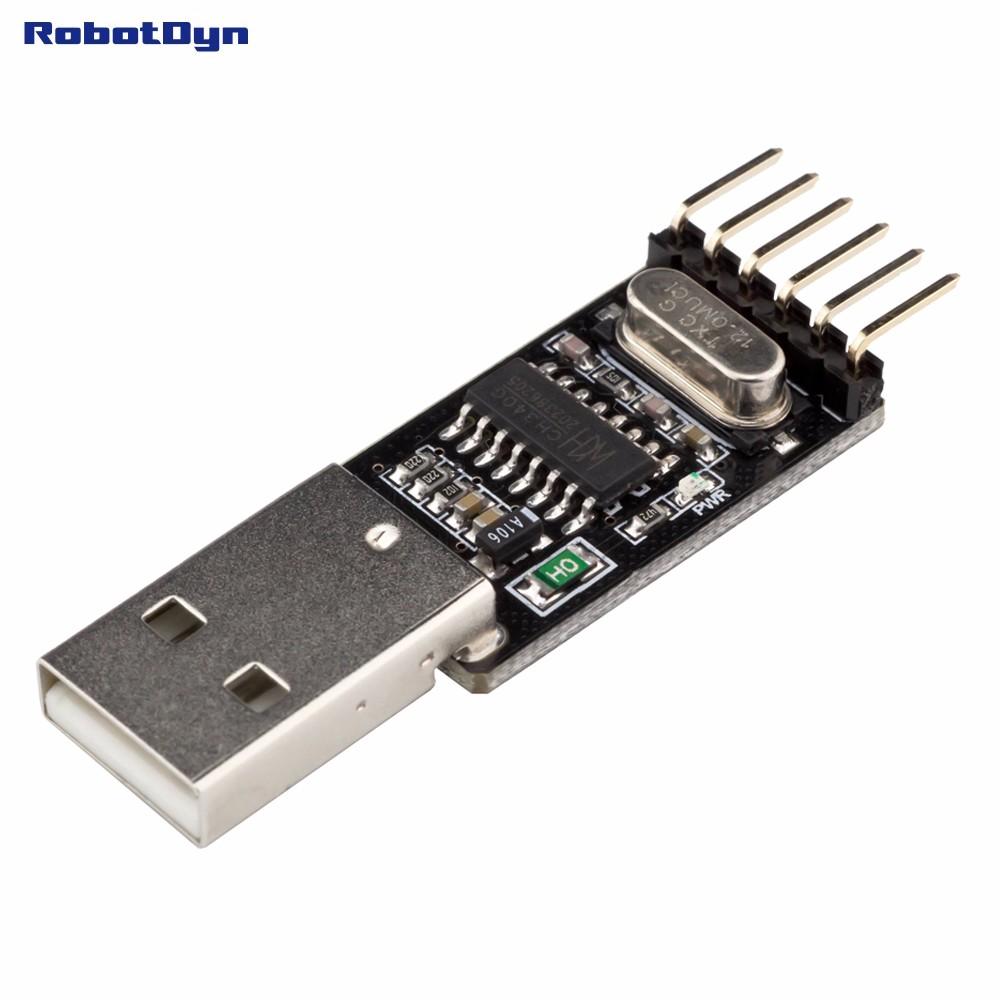 Преобразователь USB TTL UART /, CH340G 5V /3,3 /.