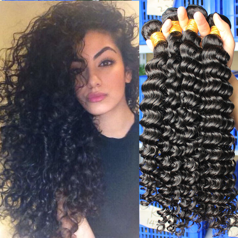 About Deep Wave Human Hair Extensions Prices Of Remy Hair