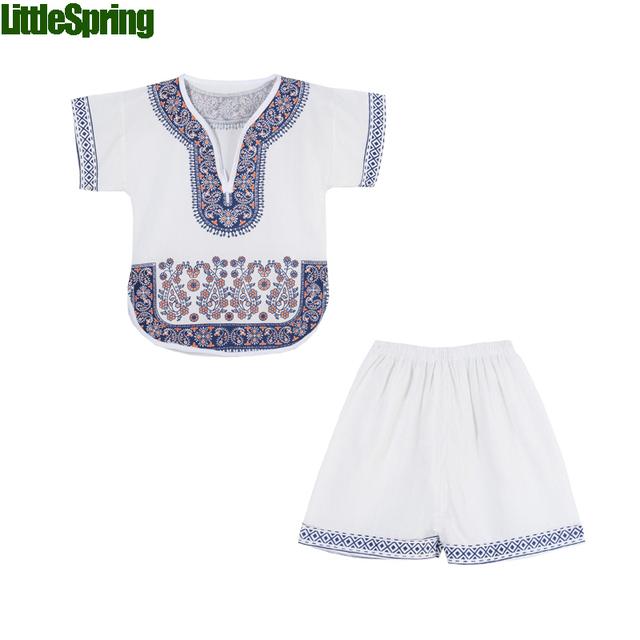 Китайский стиль детские комплект тан-костюм лето новинка стиль для мальчика и девочка ...
