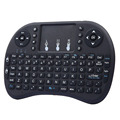 i8 Wireless Keyboard 2 4GHz Remote Control Player backlit Slim Keyboard Air Mouse For PC Laptop